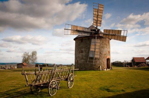 Mill Car Flour History 161889